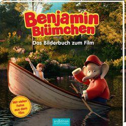 Benjamin Blümchen – Das Bilderbuch zum Film