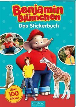 Benjamin Blümchen – Das Stickerbuch