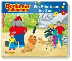 Benjamin Blümchen: Ein Filmteam im Zoo von Kiddinx Media GmbH