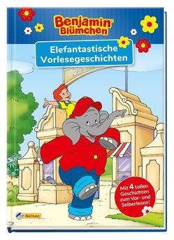 Benjamin Blümchen: Elefantastische Vorlesegeschichten von Kiddinx Media GmbH
