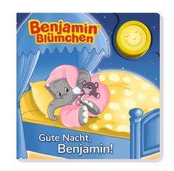 Benjamin Blümchen: Gute Nacht, Benjamin! von Hoffart,  Nicole, Langer,  Jutta, Wöhrmann,  Ruth