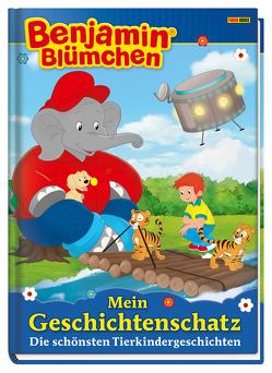 Benjamin Blümchen: Lies mir vor! Die schönsten Tierkindergeschichten
