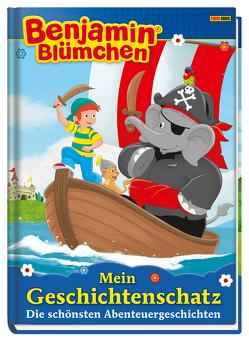 Benjamin Blümchen: Mein Geschichtenschatz: Die schönsten Abenteuergeschichten