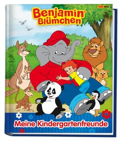 Benjamin Blümchen: Meine Kindergartenfreunde von Panini