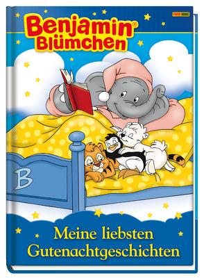Benjamin Blümchen: Meine liebsten Gutenachtgeschichten von Hauschild,  Alke, Jutta Langer S. L.