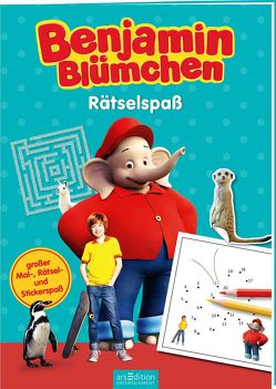 Benjamin Blümchen – Rätselspaß
