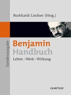 Benjamin-Handbuch von Küpper,  Thomas, Lindner,  Burkhardt, Skrandies,  Timo