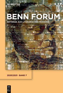 Benn Forum / 2020/2021 von Hof,  Holger, Kraft,  Stephan