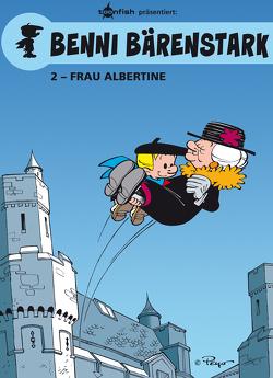 Benni Bärenstark Bd. 2: Madame Albertine von Peyo, Will