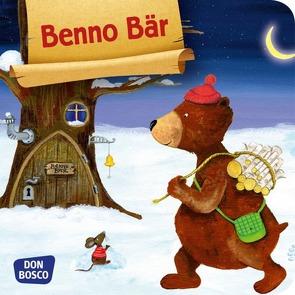 Benno Bär. Mini-Bilderbuch. von Brandt,  Susanne, Russer,  Margret