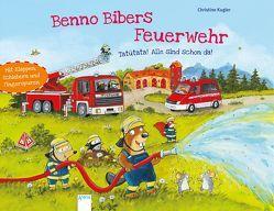 Benno Bibers Feuerwehr von Kugler,  Christine