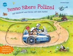 Benno Bibers Polizei. Mit Blaulicht und Sirene eilt Hilfe herbei von Kugler,  Christine
