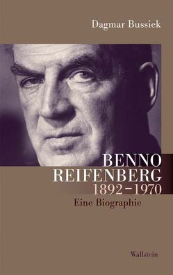 Benno Reifenberg (1892-1970) von Bussiek,  Dagmar