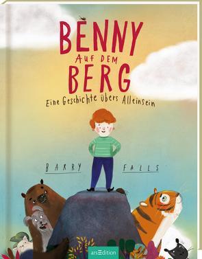 Benny auf dem Berg von Boese,  Cornelia, Falls,  Barry