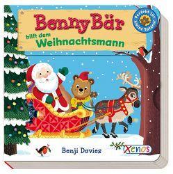 Benny Bär hilft dem Weihnachtsmann von Davies,  Benji