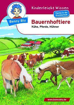 Benny Blu – Bauernhoftiere von Neumann,  Christiane, Tonn,  Dieter