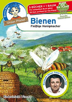 Benny Blu – Bienen von Flörsch,  Johannes, Höllering,  Karl-Heinz, Kinderleicht Wissen Verlag