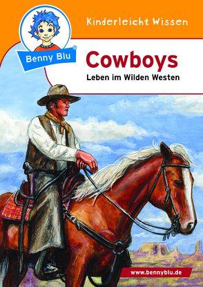 Benny Blu – Cowboys von Kuffer,  Sabrina, Spangenberg,  Frithjof