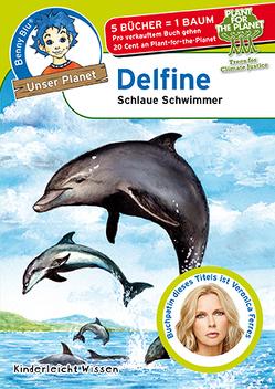 Benny Blu – Delfine von Herbst,  Nicola und Thomas, Höllering,  Karl-Heinz, Kinderleicht Wissen Verlag