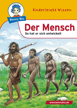 Benny Blu – Der Mensch von Biermann,  Claudia, Knoblach,  Claudia, Tonn,  Dirk