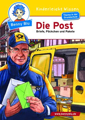 Benny Blu – Die Post von Biermann,  Claudia, Schöner,  Gregor