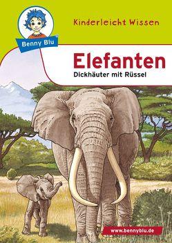 Benny Blu – Elefanten von Herbst,  Nicola, Herbst,  Thomas, Schöner,  Gregor