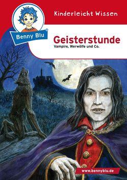 Benny Blu – Geisterstunde von Spangenberg,  Frithjof, Wirth,  Doris