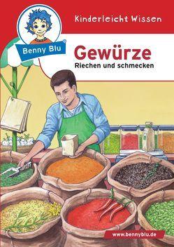 Benny Blu – Gewürze von Neumann,  Christiane, Tonn,  Dirk