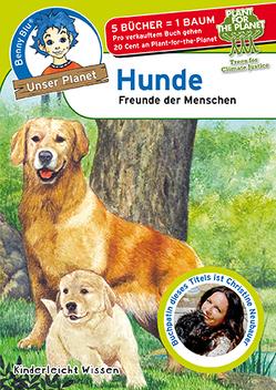 Benny Blu – Hunde von Kinderleicht Wissen Verlag, Ott,  Christine und Harald, Schopf,  Kerstin