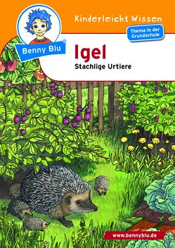 Benny Blu – Igel von Knoblach,  Claudia, Schöner,  Gragor