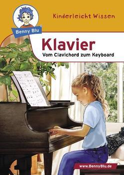 Benny Blu – Klavier von Grothues,  Angelika, Wienbreyer,  Renate