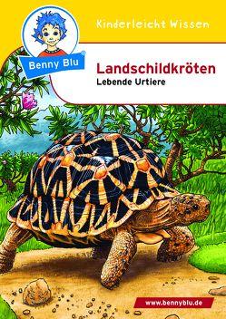 Benny Blu – Landschildkröten von Eckstein,  Simon, Schöner,  Gregor