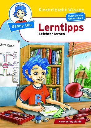 Benny Blu – Lerntipps von Fettkenheuer,  Ralf, Herbst,  Nicola, Herbst,  Thomas