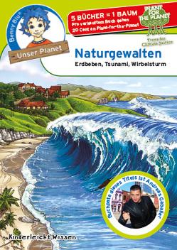 """Benny Blu – Naturgewalten"""" von Kinderleicht Wissen Verlag, Richter,  Tino, Schöner,  Gregor"""