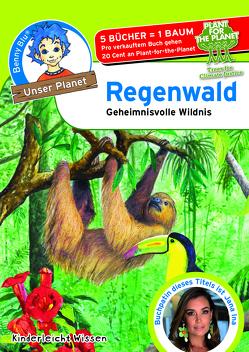 Benny Blu – Regenwald von Biermann,  Claudia, Wirth,  Doris
