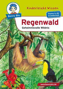 Benny Blu – Regenwald von Biermann,  Claudia, Höllering,  Karl-Heinz