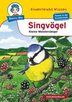 Benny Blu – Singvögel von Plüskow,  Alexandra von, Tonn,  Dieter