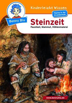 Benny Blu – Steinzeit von Müller,  Sonja, Spangenberg,  Frithjof