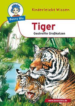 Benny Blu – Tiger von Hansch,  Susanne, Ring,  Martin