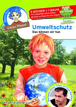 Benny Blu – Umweltschutz von Fettkenheuer,  Ralf, Grothues,  Angelika, Herbst,  Nicola und Thomas, Wirth,  Doris