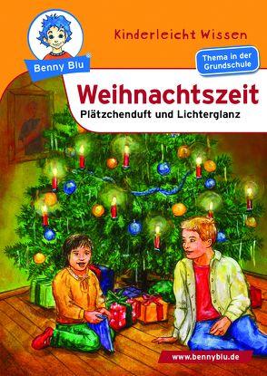 Benny Blu – Weihnachtszeit von Biermann,  Claudia, Spangenberg,  Frithjof