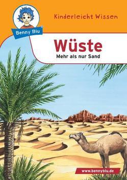 Benny Blu – Wüste von Hansch,  Susanne, Tonn,  Dirk