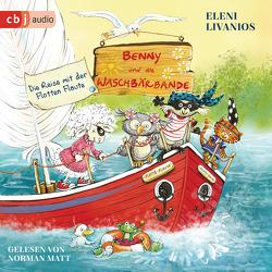 Benny und die Waschbärbande – Unterwegs mit der Flotten Flaute von Livanios,  Eleni, Matt,  Norman