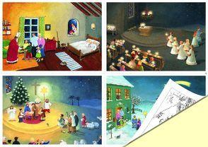 BENs Weihnachtsposter von Gunkel,  Monika, Rogale,  Eva