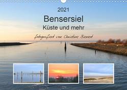Bensersiel Küste und mehr (Wandkalender 2021 DIN A3 quer) von Bienert,  Christine