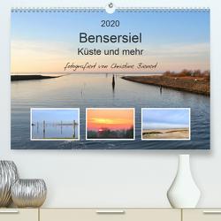 Bensersiel Küste und mehr (Premium, hochwertiger DIN A2 Wandkalender 2020, Kunstdruck in Hochglanz) von Bienert,  Christine