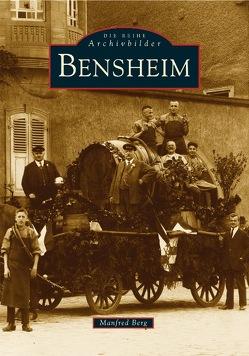 Bensheim von Berg,  Manfred