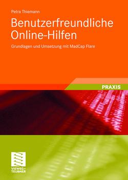 Benutzerfreundliche Online-Hilfen von Thiemann,  Petra