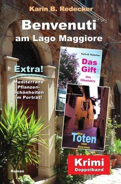 Benvenuti am Lago Maggiore von Redecker,  Karin B.