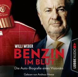 Benzin im Blut von Meese,  Andreas, Weber,  Willi